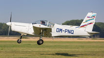OM-PNQ - Private Zlín Aircraft Z-142 aircraft