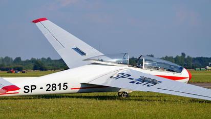 SP-2815 - Aeroklub Częstochowski PZL SZD-9 Bocian