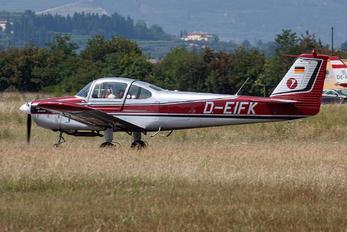 D-EIFK - Private Fuji FA-200 Aero Subaru (all models)