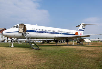 MM62012 - Italy - Air Force McDonnell Douglas DC-9