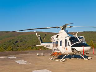 D-HAFS - FAASA Aviación Agusta / Agusta-Bell AB 412