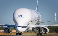 F-WWKY - Airbus Airbus A330 Beluga XL aircraft