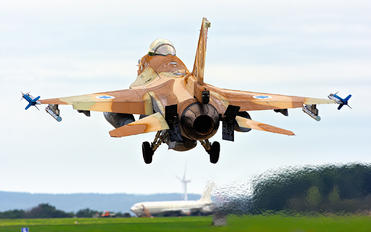 531 - Israel - Defence Force General Dynamics F-16C Barak