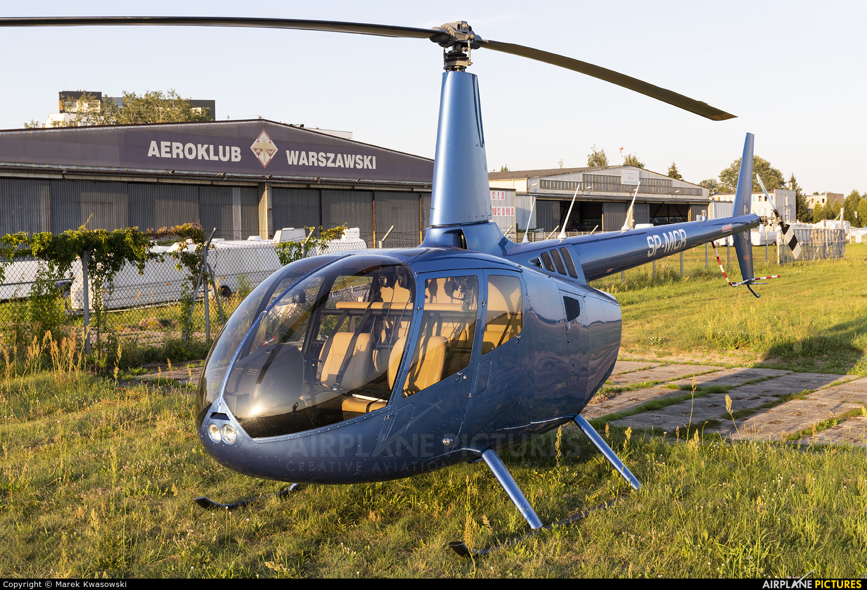 Private SP-MCR aircraft at Warsaw - Babice