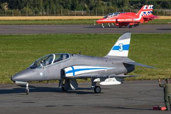 HW-339 - Finland - Air Force British Aerospace Hawk 51