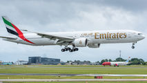 A6-ECH - Emirates Airlines Boeing 777-300ER aircraft