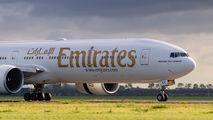 A6-EGK - Emirates Airlines Boeing 777-300ER aircraft