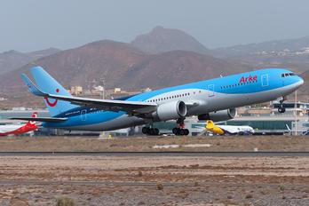PH-OYI - Arke/Arkefly Boeing 767-300