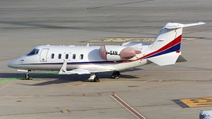 9H-SAN -  Bombardier Learjet 60