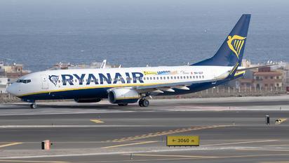 9H-QCF - Ryanair (Malta Air) Boeing 737-800