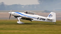 G-SPRK - Fireflies Aerobatic Display Team Vans RV-4 aircraft
