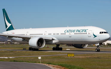 B-KQB - Cathay Pacific Boeing 777-300ER