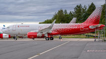 VQ-BSH - Rossiya Airbus A320 aircraft