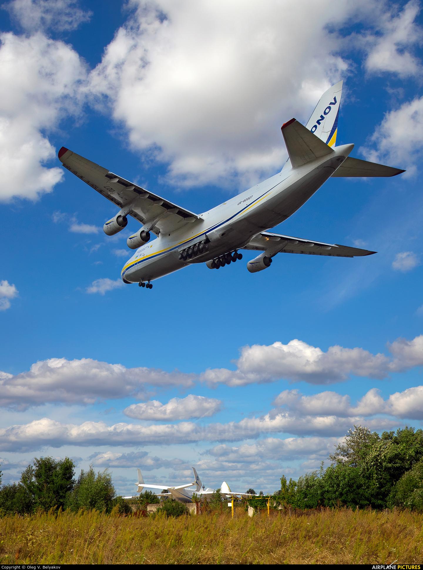 Antonov Airlines /  Design Bureau UR-82007 aircraft at Kyiv - Gostomel