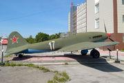 17 WHITE - Soviet Union - Air Force Ilyushin Il-10 aircraft