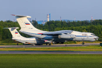 RF-78837 - Russia - Air Force Ilyushin Il-76 (all models)