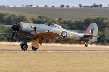G-CBEL - Private Hawker Sea Fury