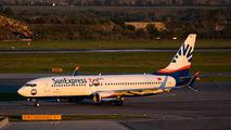 TC-SOC - SunExpress Boeing 737-8H6 aircraft