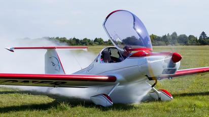 OK-IUL 01 - Private Homebuilt Falcon 2000