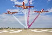- - Poland - Air Force: White & Red Iskras PZL TS-11 Iskra aircraft