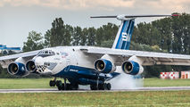 4K-AZ100 - Silk Way Airlines Ilyushin Il-76 (all models) aircraft
