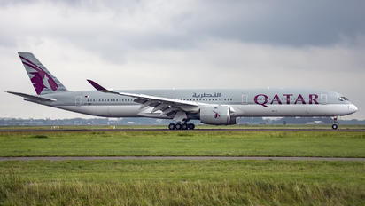 A7-ANN - Qatar Airways Airbus A350-1000