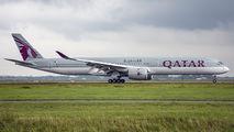 A7-ANN - Qatar Airways Airbus A350-1000 aircraft