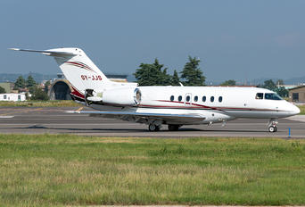OY-JJS - Sun Air Hawker Beechcraft 4000 Horizon