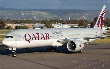 A7-BER - Qatar Airways Boeing 777-300ER