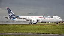 XA-ADC - Aeromexico Boeing 787-9 Dreamliner aircraft
