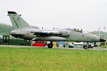 MM7147 - Italy - Air Force AMX International A-11 Ghibli
