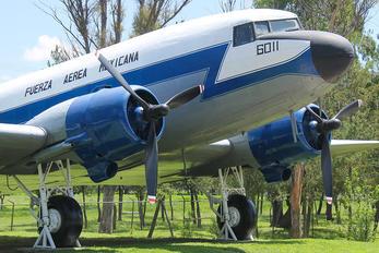 ETM-6011 - Mexico - Air Force Douglas C-47A Skytrain