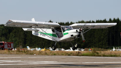 SP-SZKA - Private Zenith - Zenair CH 701 STOL