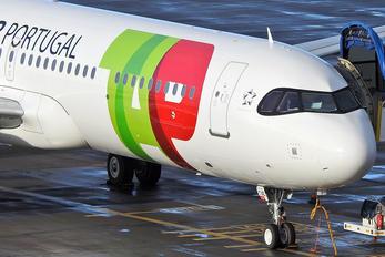 CS-TXE - TAP Portugal Airbus A321 NEO