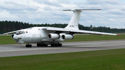 EW-78843 - TransAviaExport Ilyushin Il-76 (all models)
