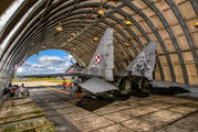 59 - Poland - Air Force Mikoyan-Gurevich MiG-29A aircraft