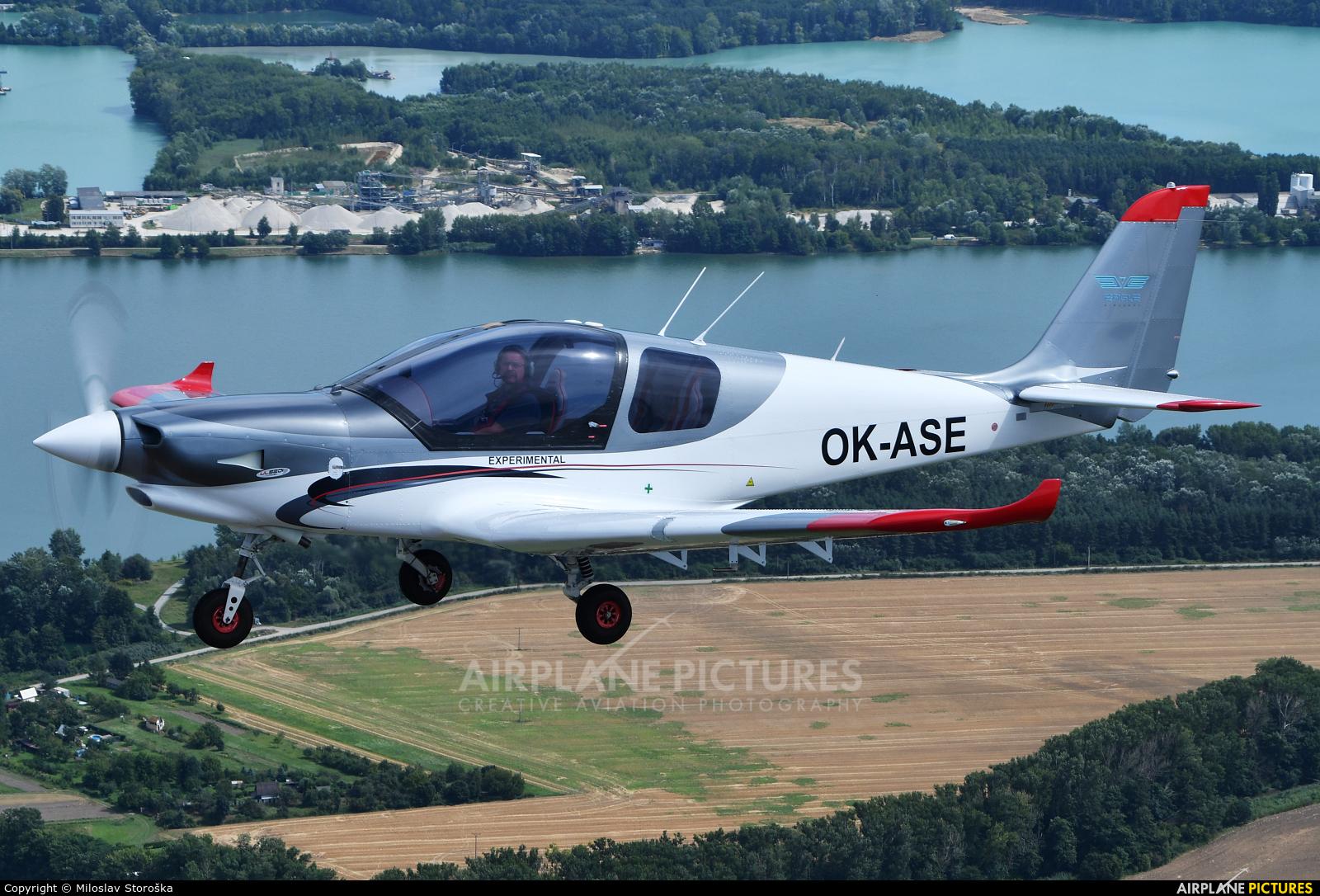 Private OK-ASE aircraft at In Flight - Czech Republic