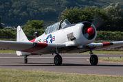 I-UOGI - Private North American Harvard/Texan (AT-6, 16, SNJ series) aircraft