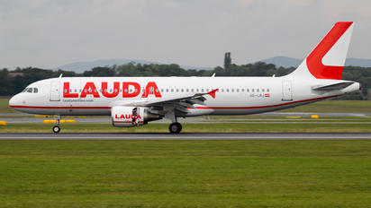 OE-LMJ - LaudaMotion Airbus A320