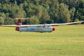 SP-2558 - Aeroclub ROW PZL SZD-30 Pirat