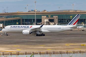 F-HTYE - Air France Airbus A350-900