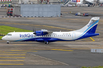 VT-IYH - IndiGo ATR 72 (all models)