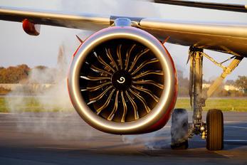 G-UZHL - easyJet Airbus A320 NEO