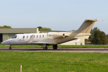 9H-AGV - Private Learjet 40