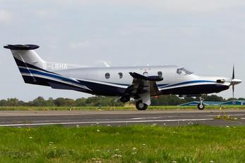 G-LBHA - Oriens Aviation Pilatus PC-12