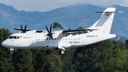 HK-5341-X - EasyFly ATR 42 (all models)