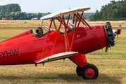 SP-YHW - Private Hatz CB-1 aircraft