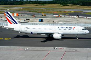 F-GKCN - Air France Airbus A320