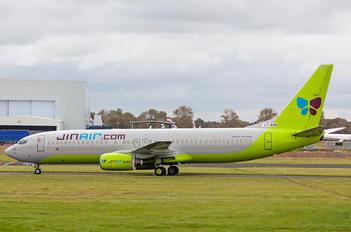 LY-BHB - Jin Air Boeing 737-800