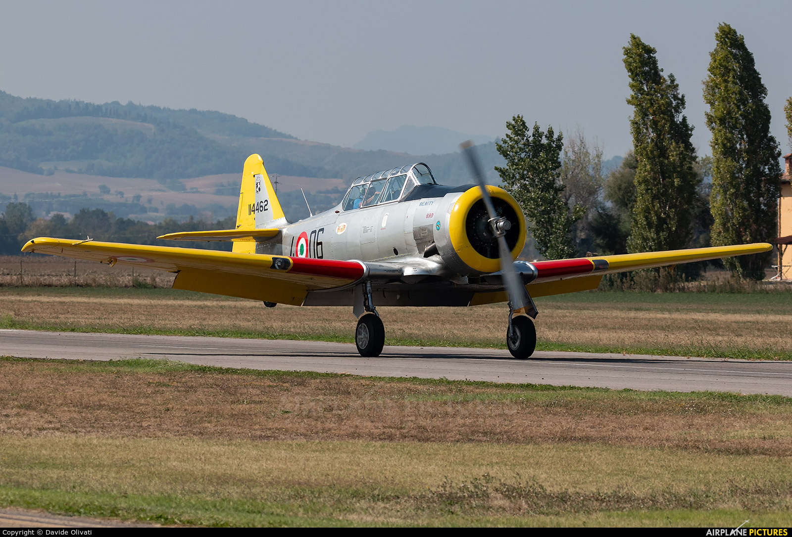 Private I-SSEP aircraft at Ozzano dell